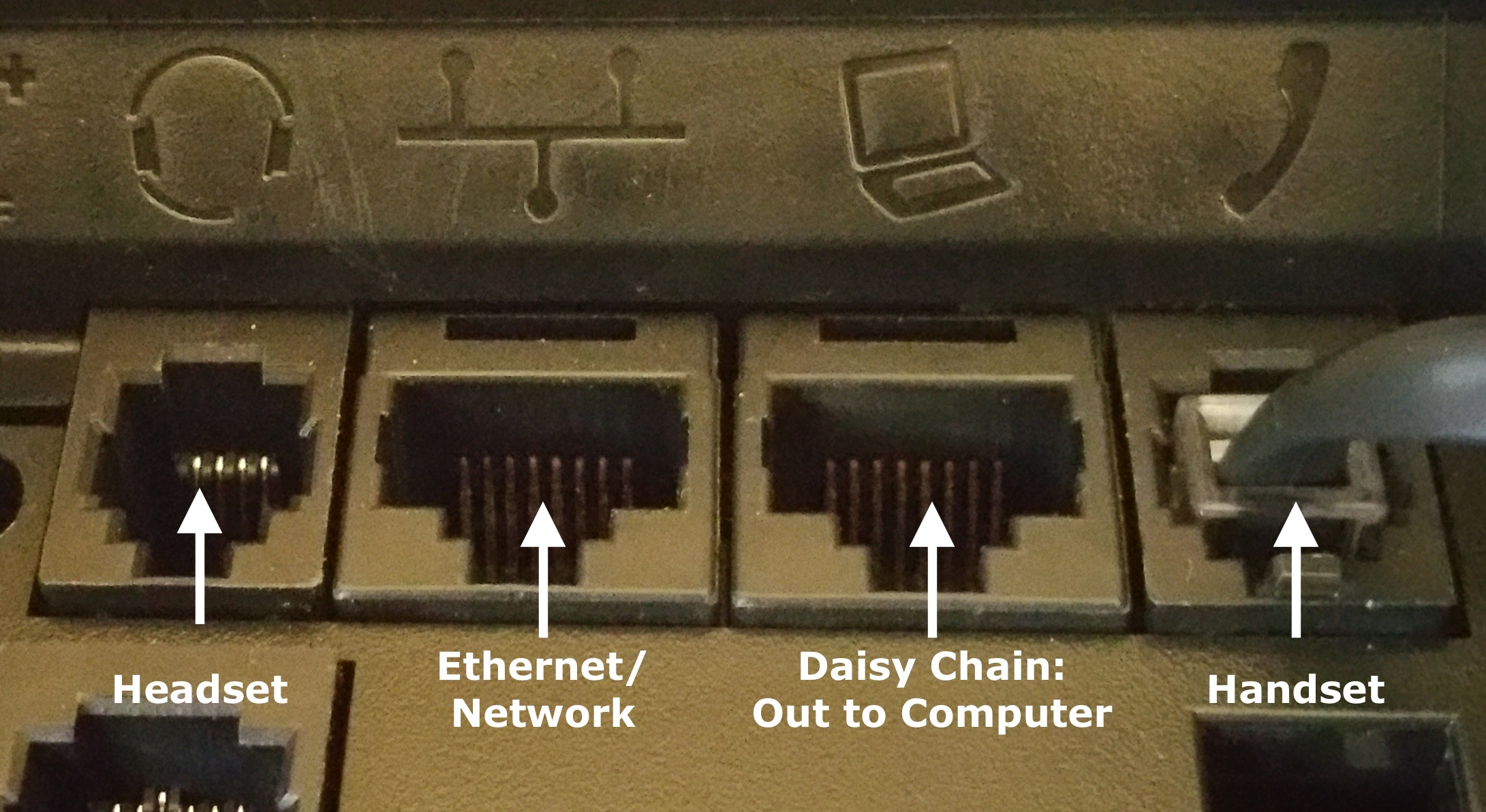 Using A Poe Injector Noctel Documentation Help Simple Intercom Tree Transistors Connecting To The Correct Port